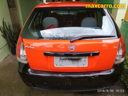 Foto do veículo Fiat Palio 1.0 ECONOMY Fire Flex 8V 4p 2009/2008 ID: 74659