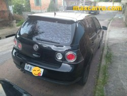 VW - VolksWagen Golf  BLACK EDITON 2.0 Mi T. Flex 8V Tip 2011/2010