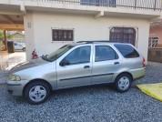 Fiat Palio Weekend ELX 1.0 mpi Fire 16V 2002/2002