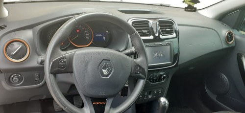 Foto do veículo Renault SANDERO STEPWAY Flex 1.6 16V 5p 2016/2016 ID: 81770