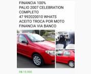 Fiat Palio Celebration 1.0 Fire Flex 8V 4p 2006/2007