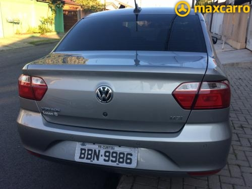 Foto do veículo VW - VOLKSWAGEN VOYAGE COMF/Highli. 1.6 Mi T.Flex 8V 4p 2018/2017 ID: 41594