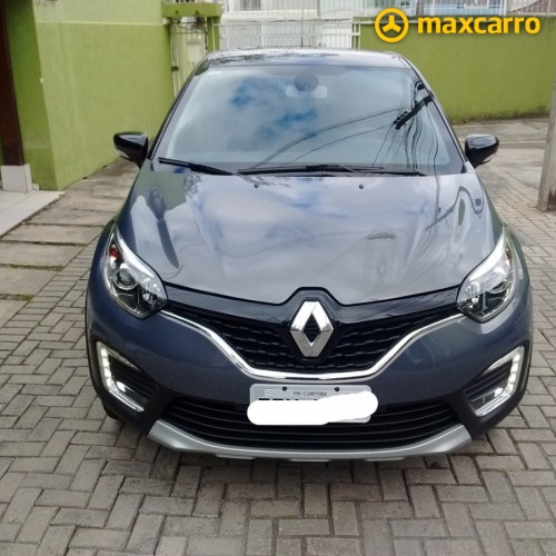 Foto do veículo RENAULT CAPTUR Intense 1.6 16V Flex 5p Aut. 2018/2018 ID: 53791
