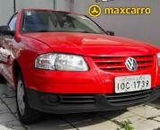 VW - VOLKSWAGEN Gol (novo) 1.0 Mi Total Flex 8V 2p 2007/2008