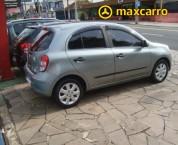 NISSAN MARCH SV 1.6 16V Flex Fuel 2013/2012